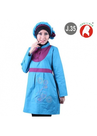 J35 Biru