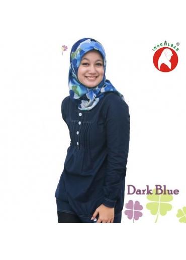 Tunik Celluna Dark Blue