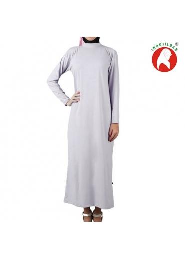 Manset Gamis Abu-Abu 001