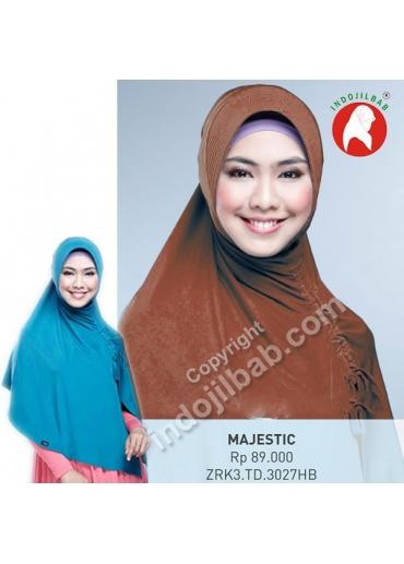 Majestic Coklat 002