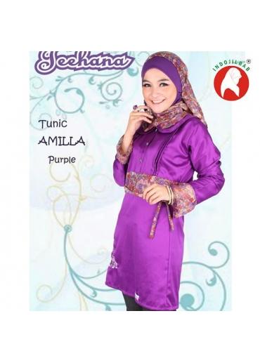 Tunic Amilla Purple