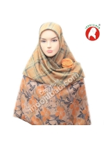Two Face Aster Kotak Orange
