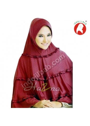 HJ034 Merah 001