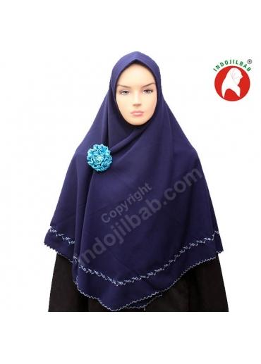 Aliyah Bordir Biru 001