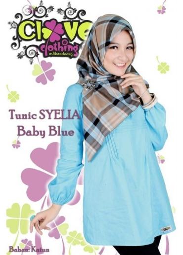 Tunic Syelia Blue