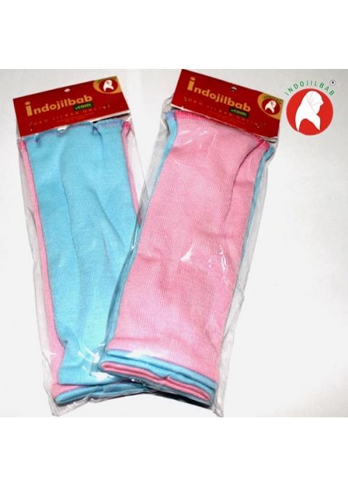 Manset 2 in 1 (Pink - Biru)