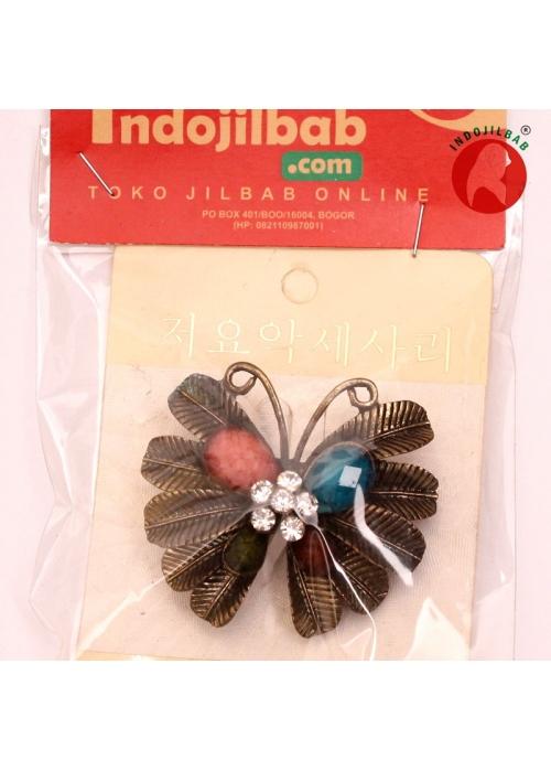 Bros Butterfly Pelangi 001