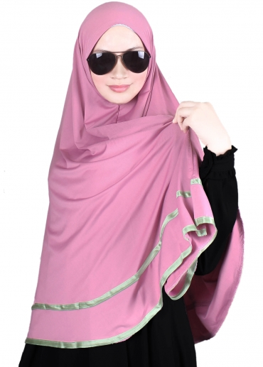 Alifa Dusty Pink