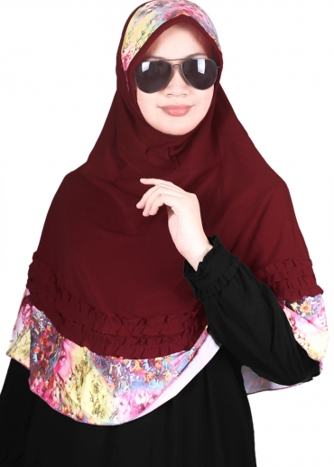 Kirana Merah Marun 002