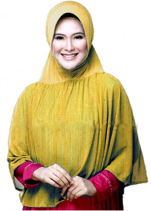 Kalila Lihyan Kuning 001