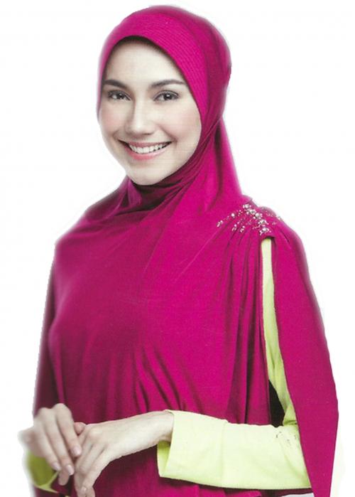 Zaida Al Hambra Pink 003