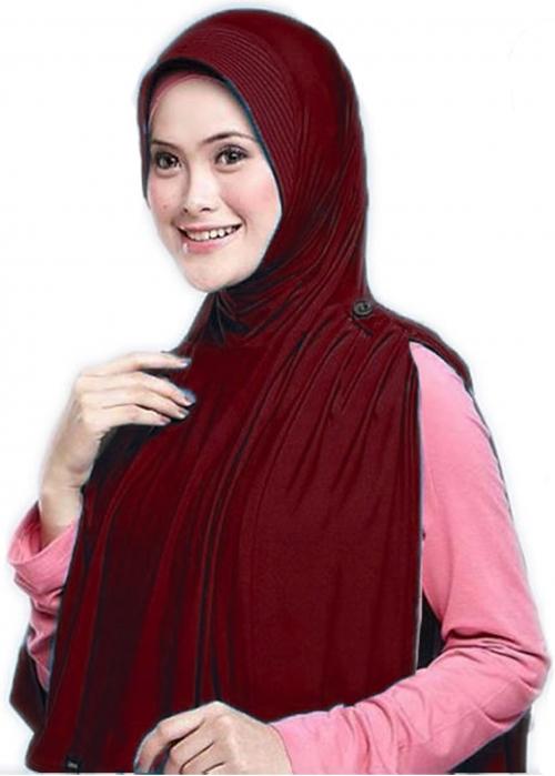 Zaida Citranella Merah Marun