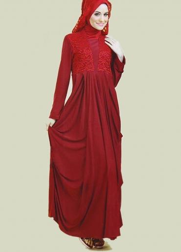 Dress Eksanti Merah