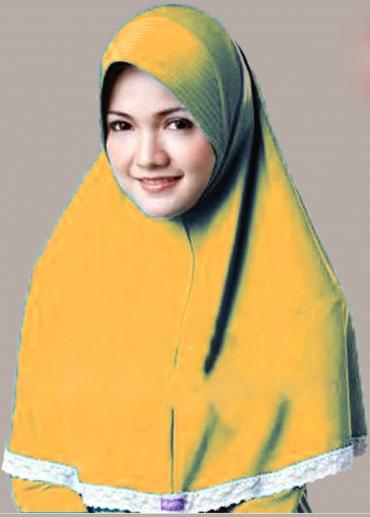 Zaria M Amerie Kuning
