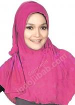 Pashmina Instan 02 Pink 002