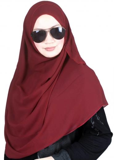 Afghan Merah Marun