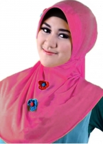 Kayla Yasmin Pink Tua
