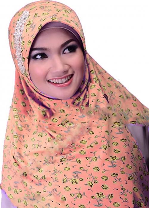 Nabila Tania Orange 001