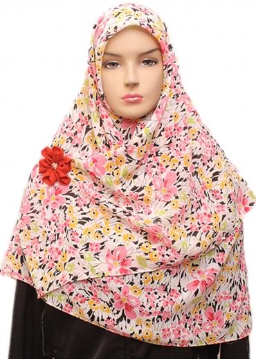Haz Motif 001 Pink