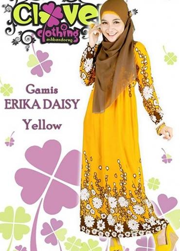 Erika Daisy Yellow