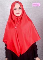 Shofiyah Light Scarlet