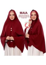 Maia Merah Marun