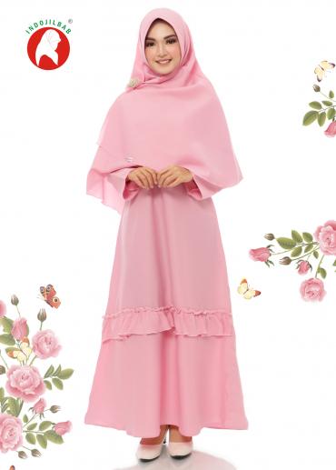 Almira Set Baby Pink
