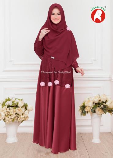 Princess Arafah Maroon (PO)