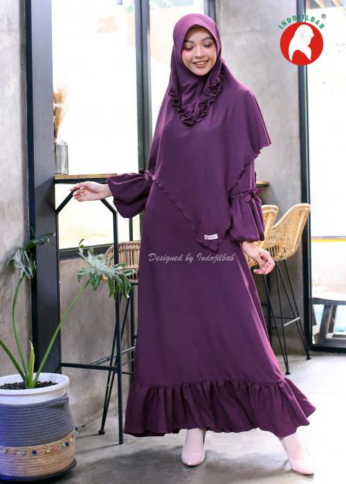 Huriya Purple 016 (PO)