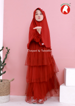 Princess Jamila Chili Red (PO)