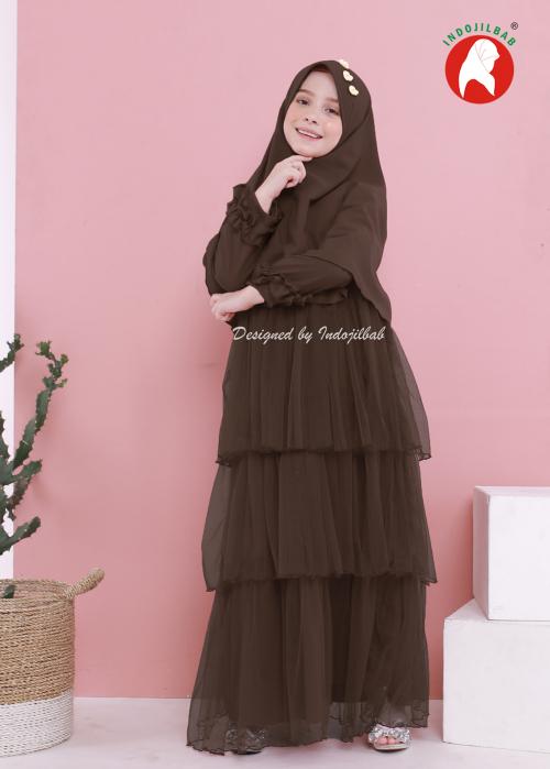 Princess Jamila Dark Brown (PO)