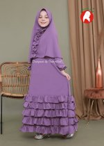 Princess Elsa Purple 017 (PO)