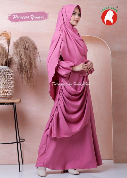 Princess Yunani Pink 012 (PO)