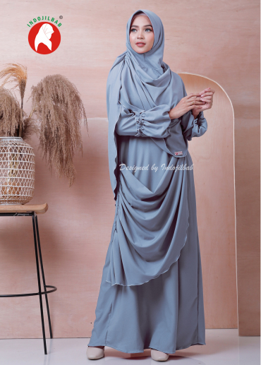 Princess Yunani Blue 035 (PO)