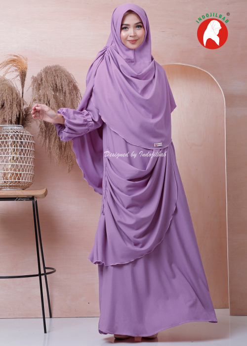 Princess Yunani Purple 017 (PO)