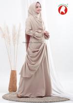 Princess Yunani Coklat 021 (PO)