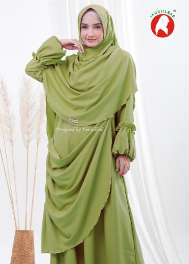 Princess Yunani Lime Green 022 (PO)