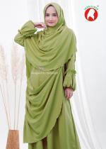 Princess Yunani Green 022 (PO)