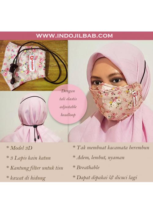 Masker Premium 01