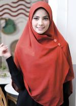 Humaira Merah Marun (PO)