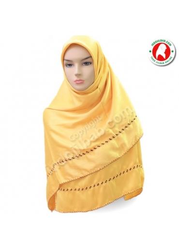 Harmony Bordir Kuning 001