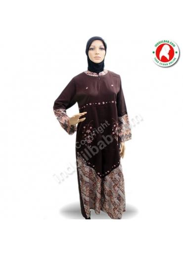 Batik Rancang 3 Coklat 002